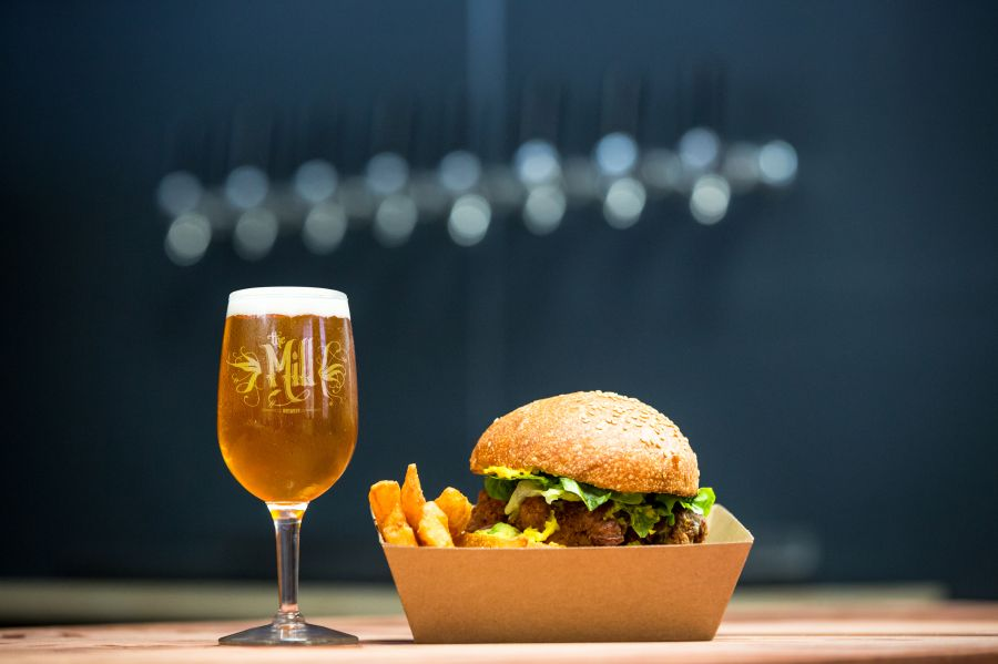 The Mill Brewery And Melbourne Vegan Eats Showcase — Good Beer Week